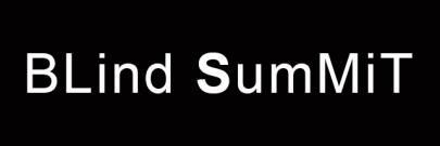 Blind Summit Logo White on Black
